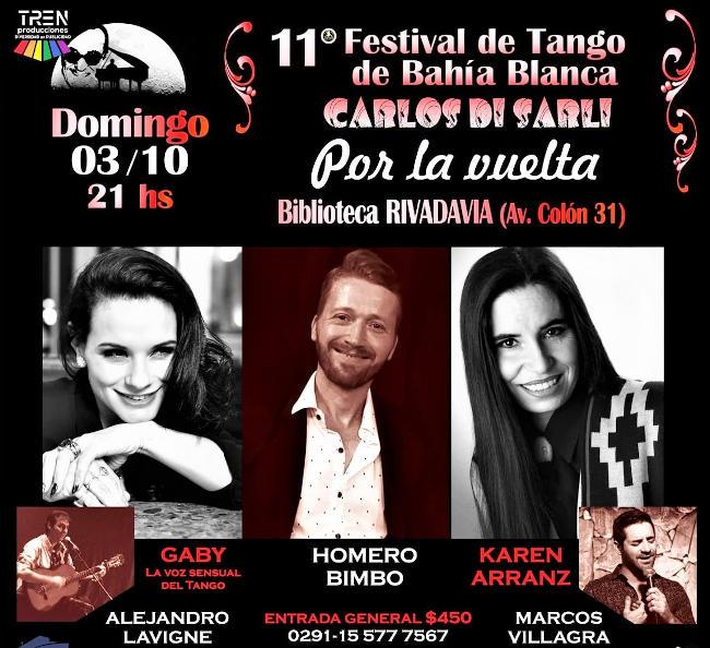 Festival Nacional de Tango en Bahía Blanca