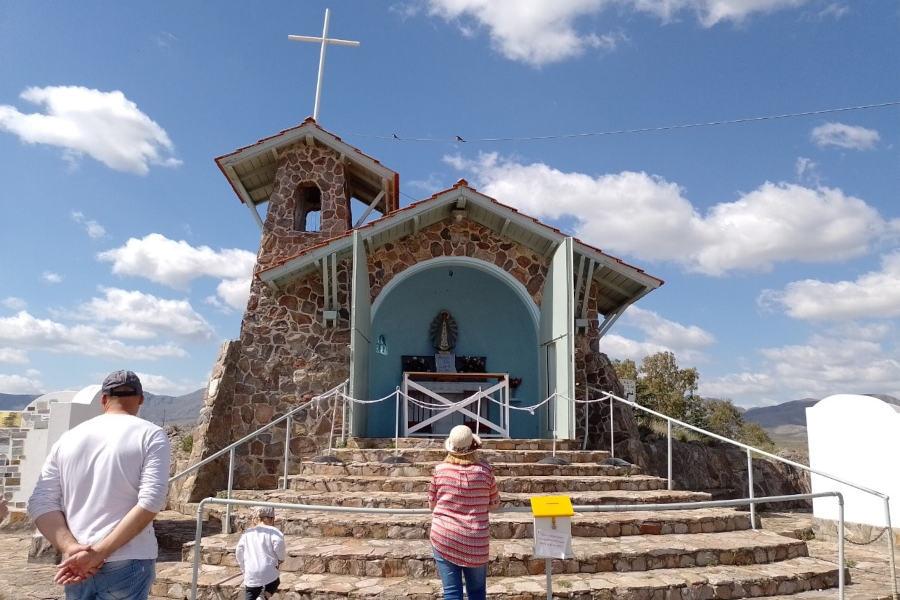 Peregrinación a la Ermita de Saavedra